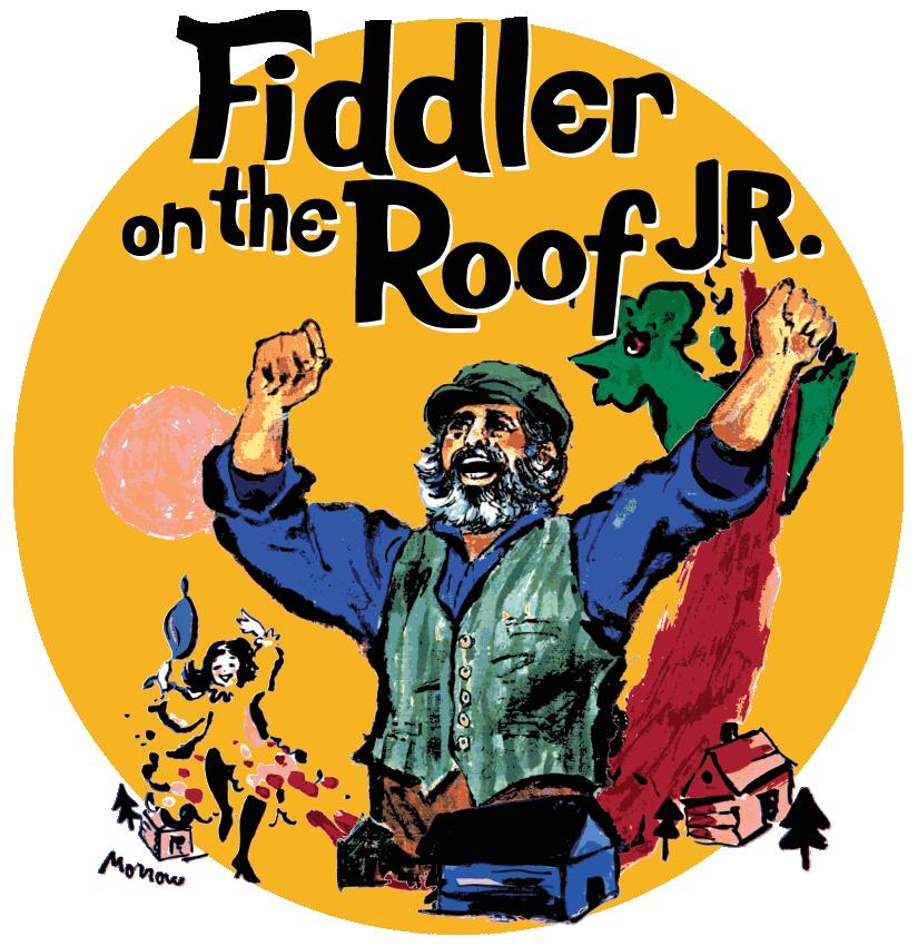 Hal Leonard Online Fiddler On The Roof Jr Broadway Show