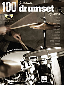 100 Essential Drumset Lessons