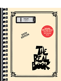 The Real Book Now with USB Play-Along Tracks!