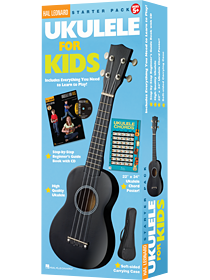 Uke for Kids Complete Kit