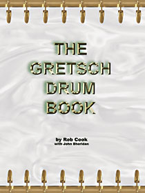 Gretsch Drum Book