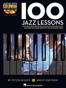 100 Jazz Piano Lessons
