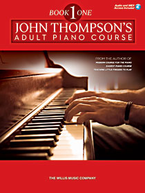 John Thompson Adult Piano Course