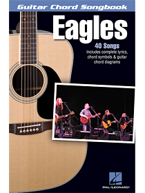 Eagles Guitar Chord Songbook