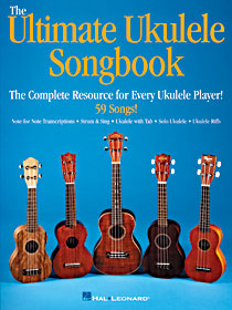 Ultimate Ukulele Songbook