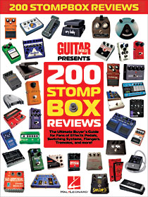 200 Stompbox Reviews