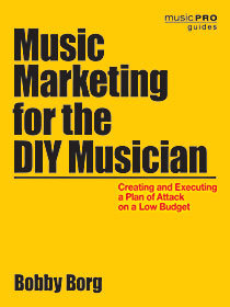 Music Marketing for the DYI Musician