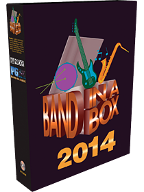 Band in a Box 2014
