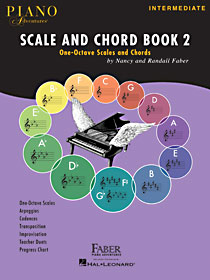 Faber Piano Adventures Scales and Chords 2