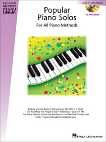 Popular Piano Solos New Editions