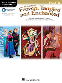 Songs from Frozen, Tangled & Enchanted for Instrumentalists