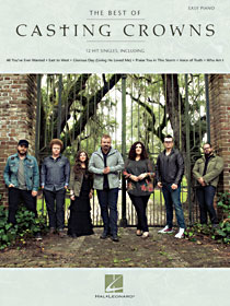 Best of Casting Crowns for Easy Piano