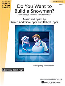 Do You Want to Build a Snow Man?