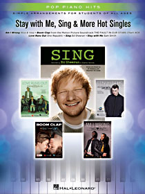 Stay with Me, Sing & More Hot Singles