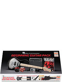 Hal Leonard Beginning Guitar Pack
