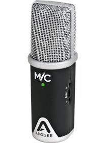 Professional Microphone for GarageBand