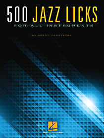 500 Jazz Licks