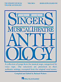 Singers Musical Theatre Anthology Volume 6