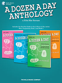 Dozen a Day Anthology