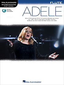 Adele Instrumental Play-Alongs