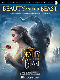 Beauty and the Beast Vocal with Orchestrated Accompaniment