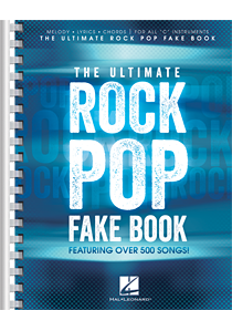 Ultimate Rock Pop Fake Book