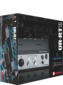 UR-RT2 Audio Interface