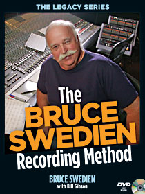 Bruce Swedien Recording Method