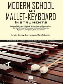 Modern School for Mallet Keyboard