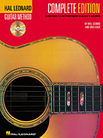 Hal Leonard Guitar Method - Second Edition