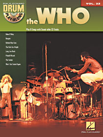 The Who - Drum Play-Along