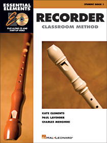 Essential Elements for Recorder Now Available!
