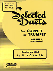 Selected Duets for Trumpet Vol. 1