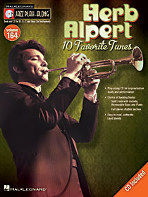 Herb Alpert Jazz Play-Along