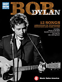 Bob Dylan for Easy Guitar