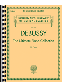 Debussy Ultimate Piano Collection