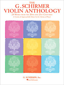 Schirmer Violin Anthology