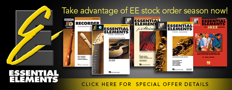 Stock up on Essential Elements