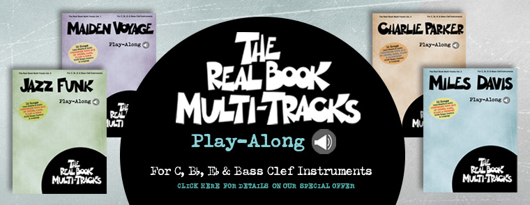 Real Book Multi Tracks Play-Along