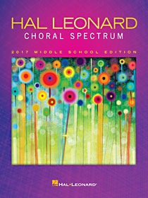 2017 Middle School Choral Spectrum