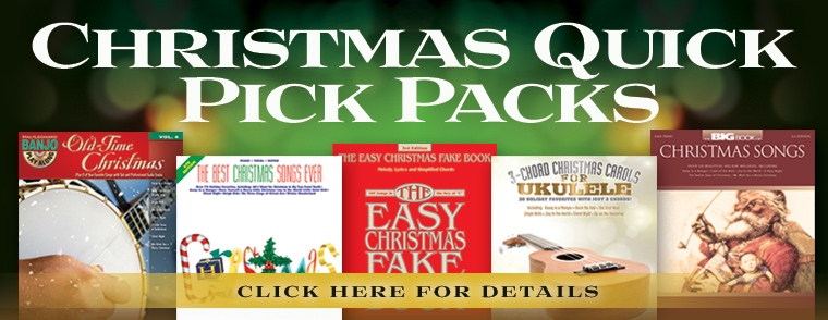 Christmas Quick Pick Packs