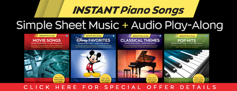 Instant Piano Songs