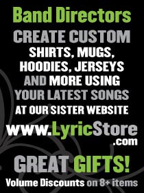 Create Custom Products Using Your Favorite Lyrics