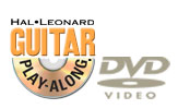 Guitar Play-Along DVDs