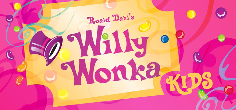 Image result for willy wonka musical kids