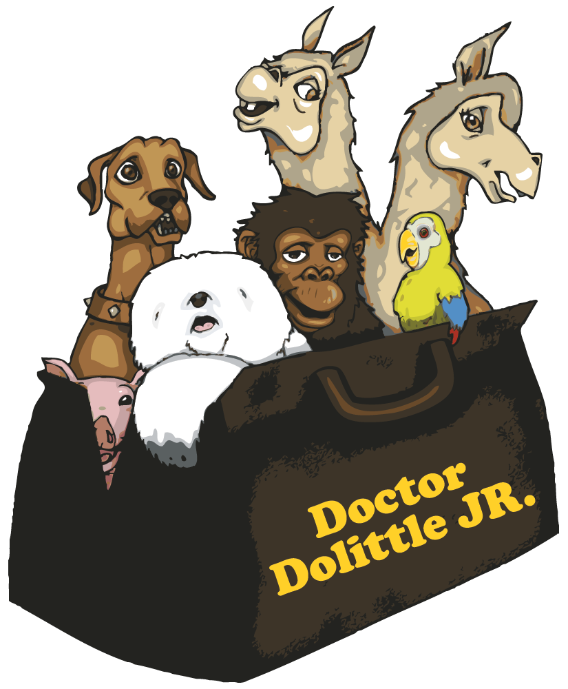dr dolittle musical characters