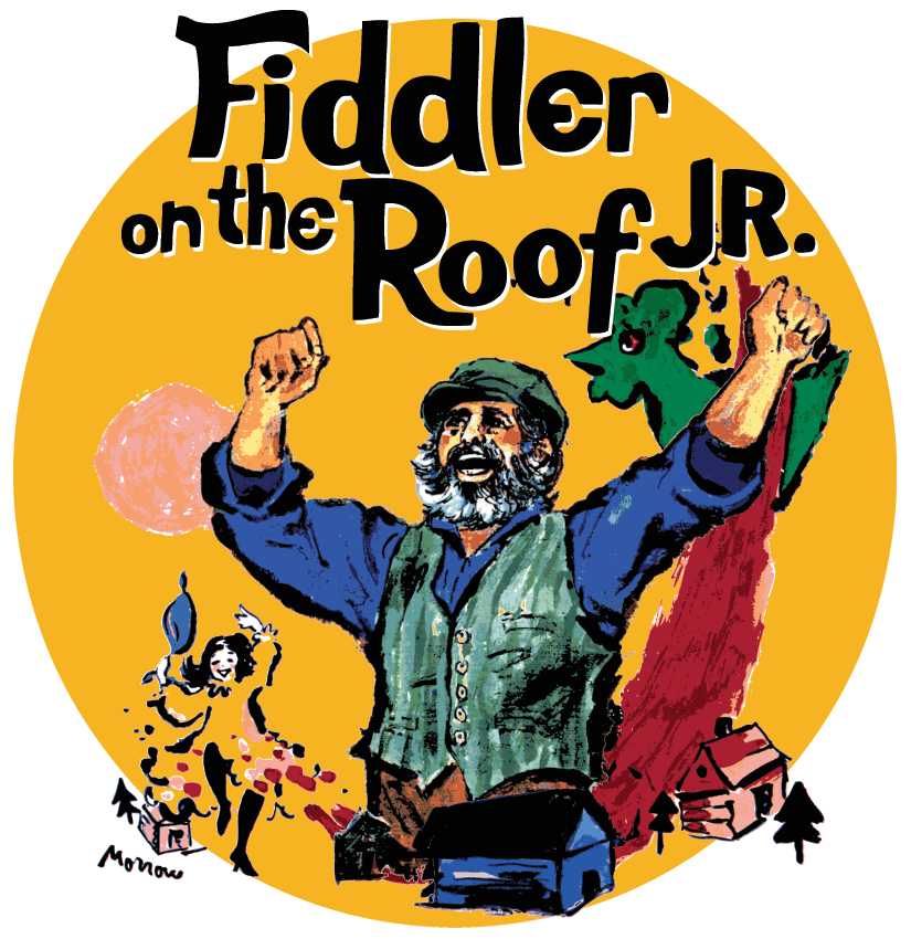 Hal Leonard Online Fiddler On The Roof Jr Broadway Show