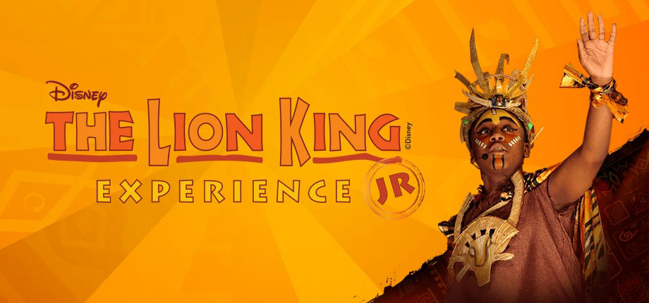 Broadway Junior - Disney's The Lion King Experience JUNIOR
