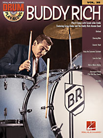 Buddy Rich Drum Play-Along