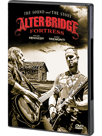Alter Bridge - The Sound & the Story DVD